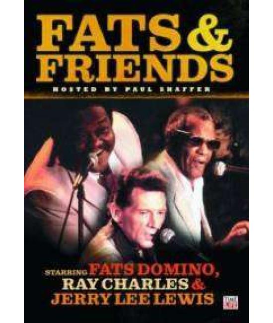 Fats & Friends (1986) [DVD]