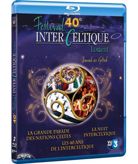 Festival Interceltique de Lorient - 40 ans [2 Blu-Ray]