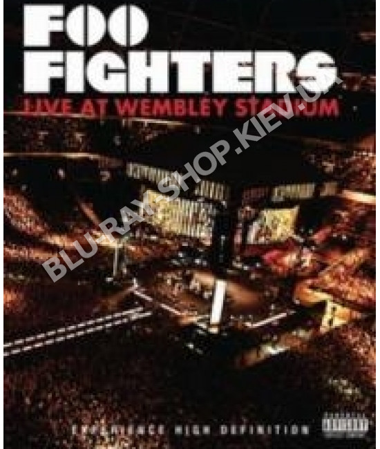 Foo Fighters - Live at Wembley Stadium [DVD]