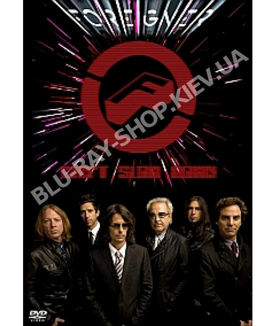 Foreigner - Can t Slow Down [DVD]