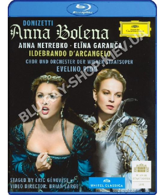 Gaetano Donizetti - Anna Bolena [Blu-ray]