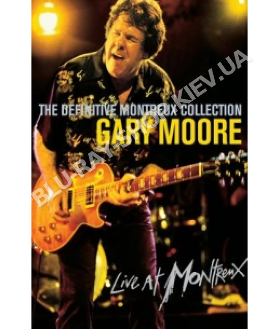 Gary Moore - The Definitive Montreux Collection [2 DVD]