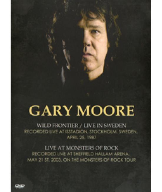 Gary Moore - Wild Frontier: Live In Sweden (1987) [DVD]