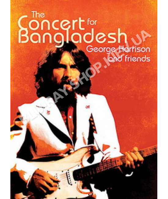 George Harrison and Friends - The Concert for Bangladesh [2 DVD]