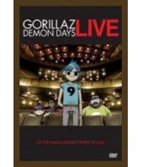 Gorillaz - Demon Days Live At The Manchester Opera House [DVD]