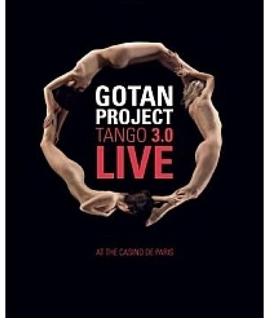Gotan Project - Tango 3.0 Live At The Casino De Paris [DVD]