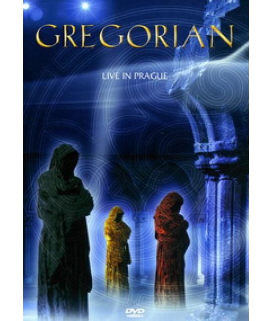 Gregorian - The Masterpieces. Live in Prague [DVD]