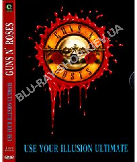 Guns N` Roses - Use Your Illusion Ultimate [2 DVD]