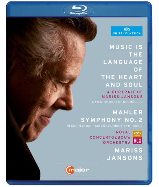 Gustav Mahler - Symphony No.2 [Blu-Ray]