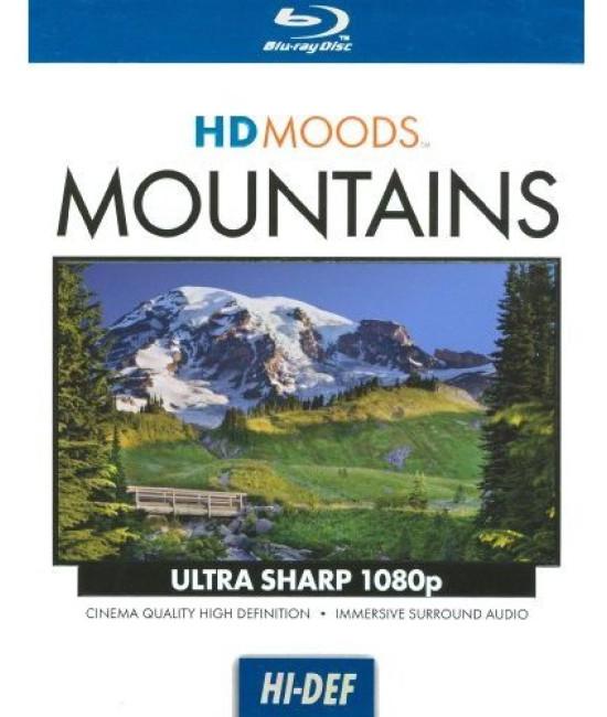 HD Moods: Горы [Blu-Ray]
