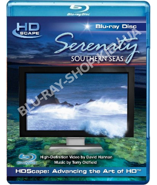 HD Окно: Серенити [Blu-Ray]