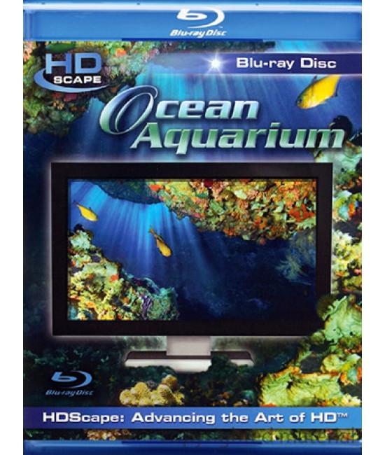 HD Окно - Океанский Аквариум [Blu-Ray]