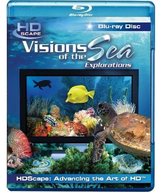 HD Окно: Морские виды - Открытия [Blu-Ray]