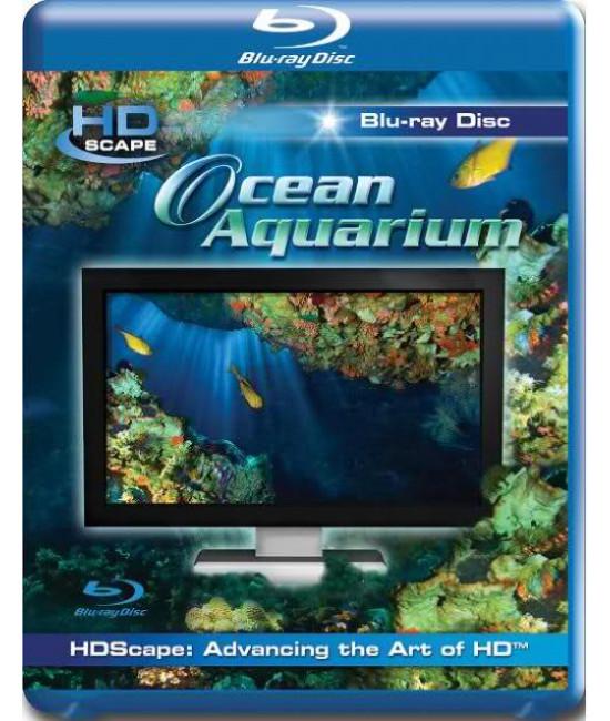 HD Окно: Океанский Аквариум [Blu-ray]