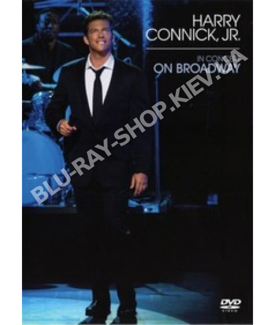 Harry Connick Jr. - In Concert on Broadway [DVD]