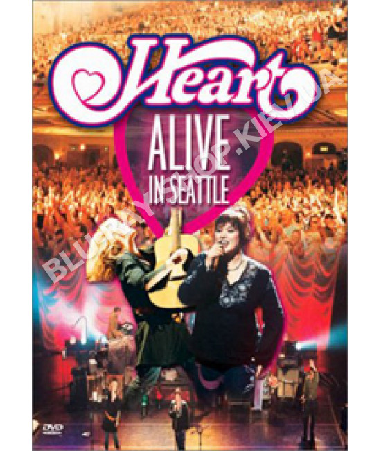 Heart - Alive in Seattle [DVD]