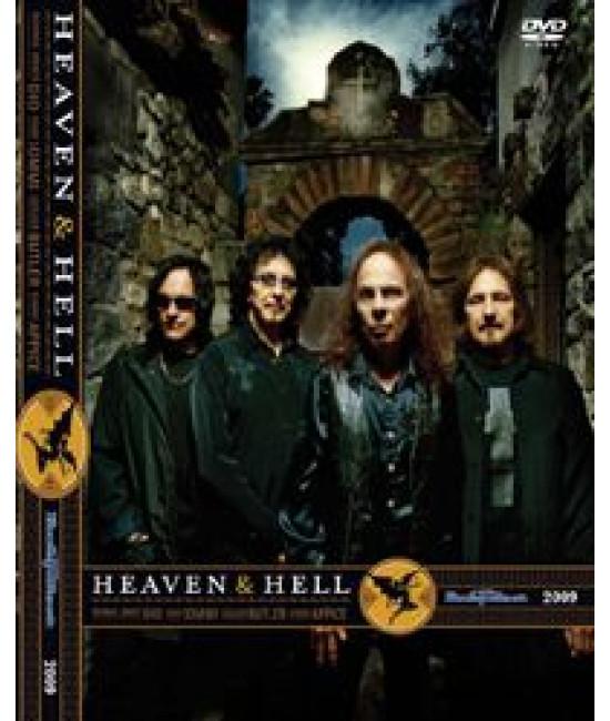 Heaven & Hell (DIO + Black Sabbath) - Live At The Rockpalast [DV