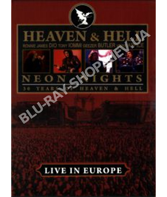 Heaven & Hell - Neon Nights: 30 Years of Heaven & Hell - Live in