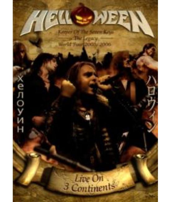Helloween - Keeper Of The Seven Keys: Legacy World Tour 2005-200