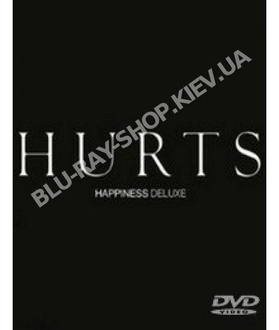 Hurts - Happiness: Live In Berlin And All Music Videos [DVD]
