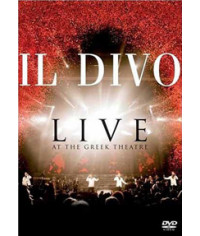 IL Divo - Live At The Greek Theatre [DVD]