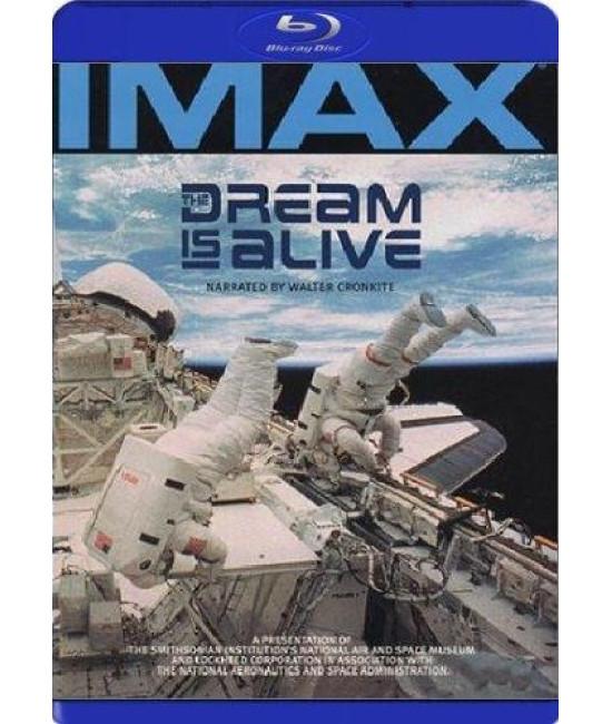 IMAX: Мечта сбывается [Blu-Ray]