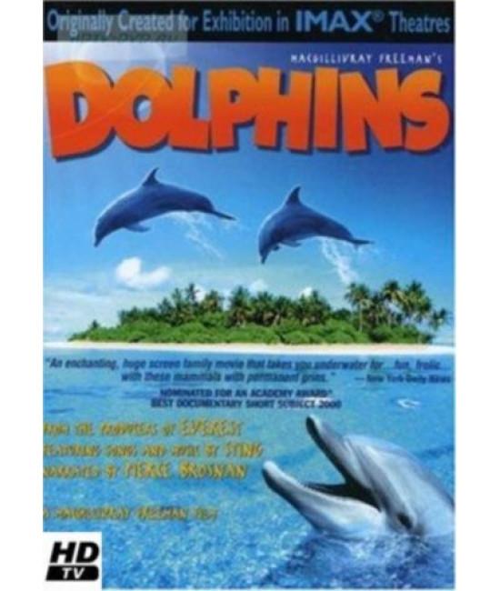 IMAX: Дельфины [Blu-Ray]