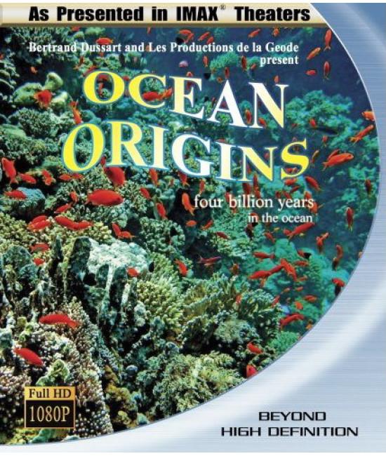 IMAX: Происхождение Океана [Blu-Ray]