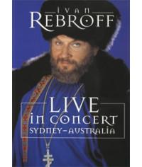 Ivan Rebroff - Live in concert Sydney-Australia (1982) [DVD]
