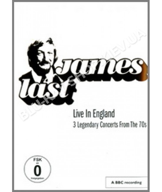 James Last - Live in England [DVD]