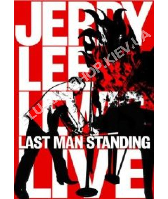 Jerry Lee Lewis - Last Man Standing Live [DVD]