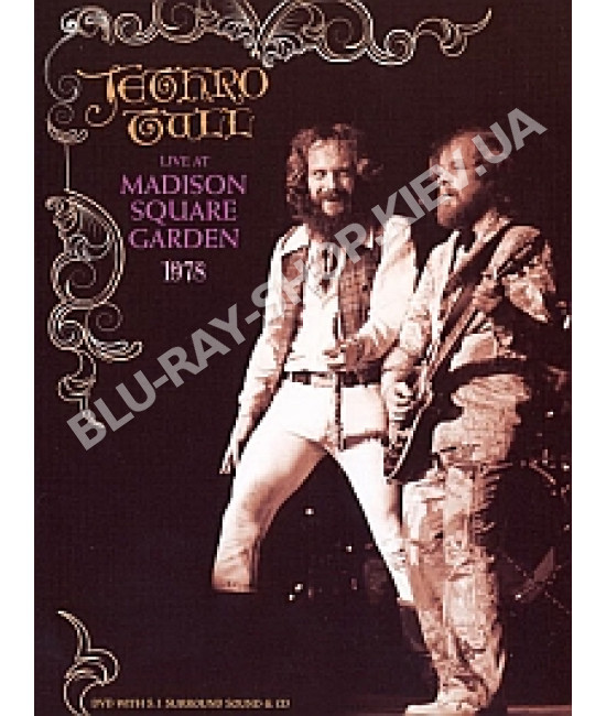 Jethro Tull - Live At Madison Square Garden [DVD]