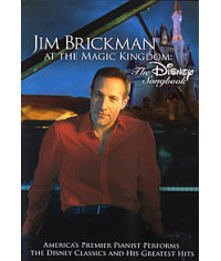 Jim Brickman - At The Magic Kingdom: The Disney Songbook [DVD]