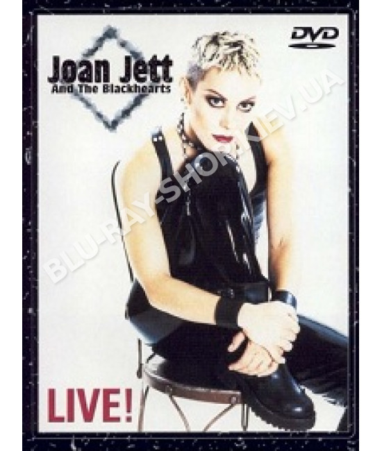 Joan Jett & The Blackhearts - Live [DVD]