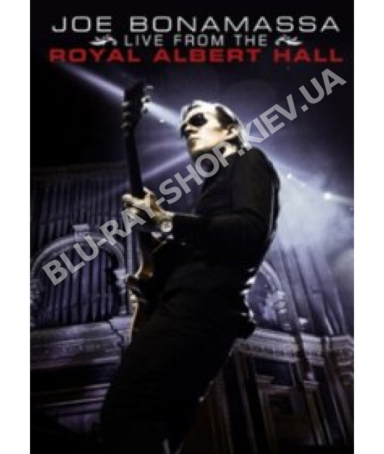 Joe Bonamassa - Live From The Royal Albert Hall [DVD]