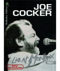 Joe Cocker - Live At Montreux [DVD]