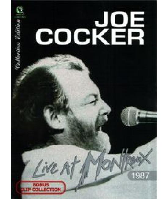 Joe Cocker - Live At Montreux [DVD]