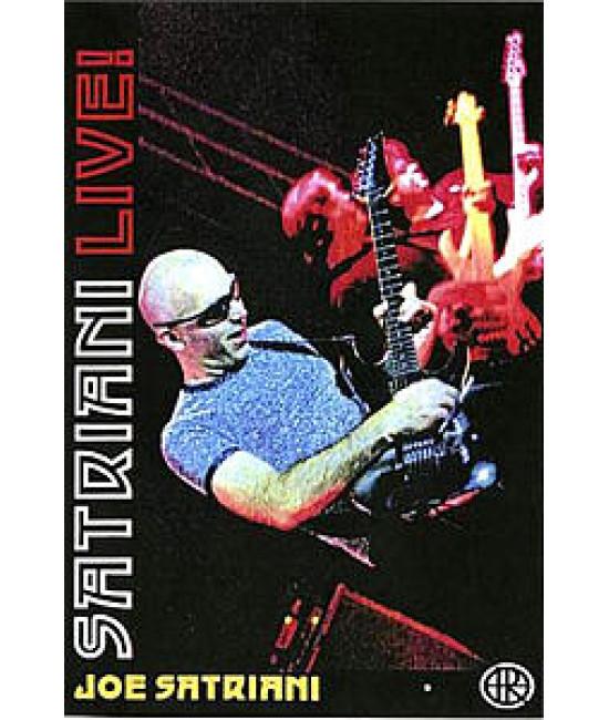 Joe Satriani - India And European Tour [DVD]