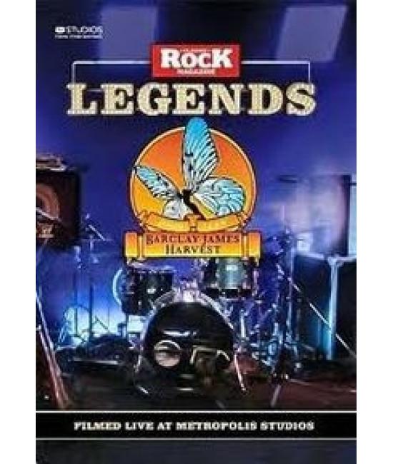 John Lees  Barclay James Harvest - Classic Rock Legends [DVD]