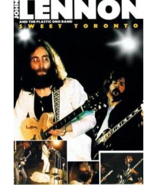 John Lennon and the Plastic Ono Band - Sweet Toronto [DVD]
