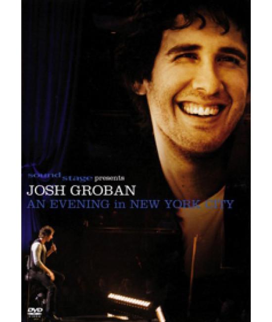 Josh Groban - An evening in New York City [DVD]