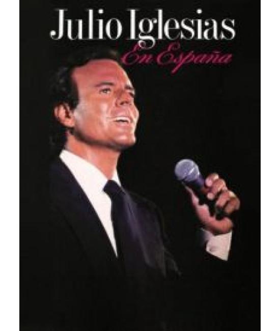 Julio Iglesias - En Espana [DVD]