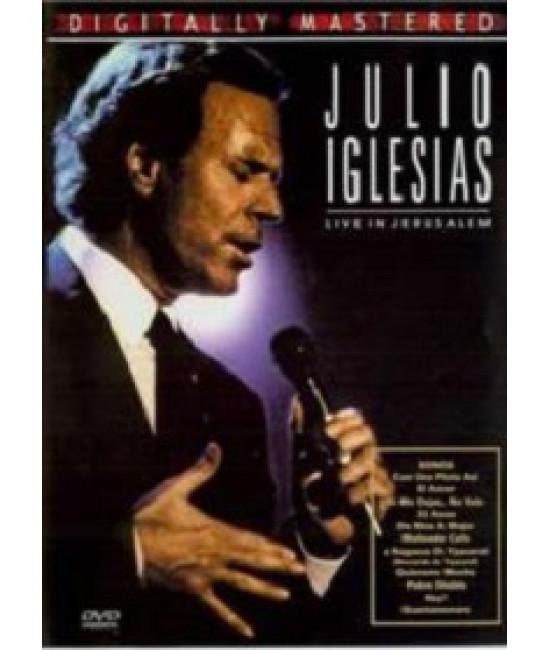 Julio Iglesias - Live in Jerusalem [DVD]
