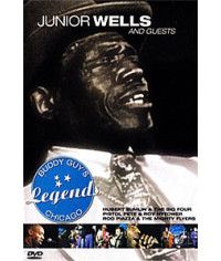 Junior Wells And Guests [DVD]