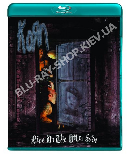 Korn: Live on the Other Side [Blu-Ray]