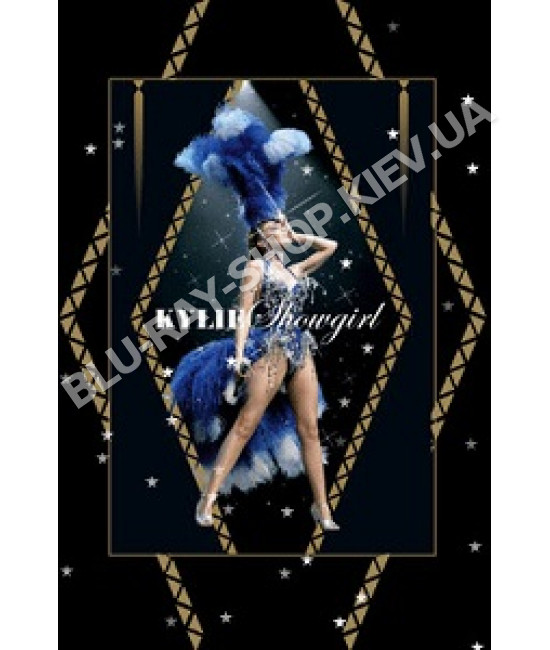 Kylie Minogue - Showgirl The Greatest Hits Tour Live [DVD]