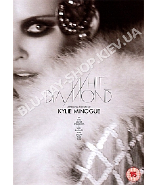 Kylie Minogue - White Diamond: Showgirl Homecoming Tour [DVD]