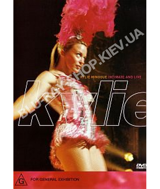 Kylie Minogue - Intimate and Live [DVD]