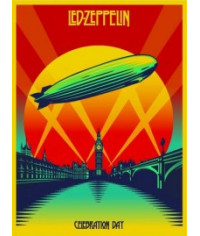 Led Zeppelin - Celebration Day (Live at London O2 Arena 2007) [DVD]