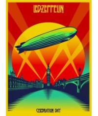 Led Zeppelin - Celebration Day (Live at London O2 Arena 2007) [DVD]